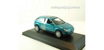 coche miniatura Ford Focus (vitrina) escala 1/43 Motor max
