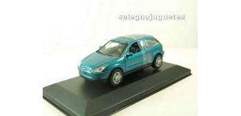 Ford Focus (vitrina) escala 1/43 Motor max