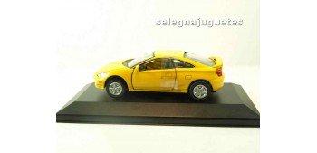 miniature car Toyota Celica (vitrina) 1/43 Motor Max
