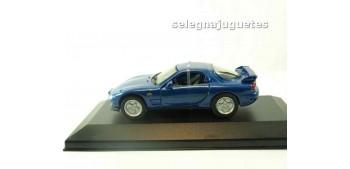 Mazda RX-7 azul (vitrina) 1/43 Motor max