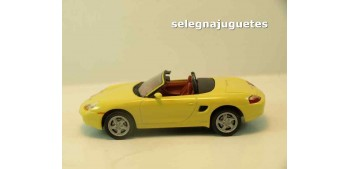 PORSCHE BOXTER CABRIO - 1/43 HIGH SPEED