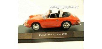 Porsche 911 Targa 1987 (vitrina) escala 1/43 High Speed Car miniatures