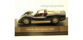 Porsche 906 carrera 6 1965 (vitrina) - 1/43 HIGH SPEED COCHE ESCALA