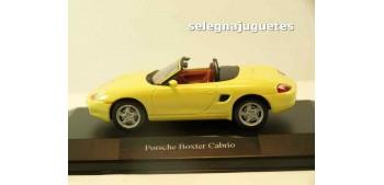 coche miniatura PORSCHE BOXTER CABRIO (Vitrina) 1/43 HIGH SPEED