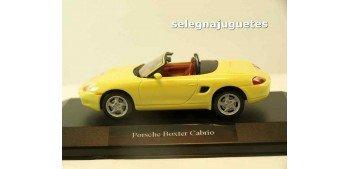 PORSCHE BOXTER CABRIO (Vitrina) 1/43 HIGH SPEED High Speed