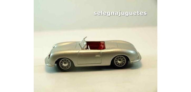 coche miniatura Porsche nº 1 1948 - 1/43 HIGH SPEED COCHE ESCALA