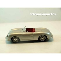 <p>Fabricante - Manufacturer - Fabricant - Hersteller: <strong>HIGH SPEED</strong></p> <p>Escala - Scala - Echelle - Mabstab: <strong>1/43 - 1:43</strong></p> <p>Modelo - Model - Modèle - Modell: <strong>Porsche nº 1 1948 - 1/43 HIGH SPEED COCHE ESCALA</strong></p> <p>Artículo metalico con pequeñas piezas de platico - Die Cast Metal whit plastic p</p>