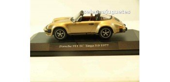 PORSCHE 911 SC TARGA 3.0 1977 (vitrina) 1/43 HIGH SPEED