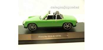 PORSCHE 914-6 1970 (Vitrina) 1/43 HIGH SPEED COCHE ESCALA