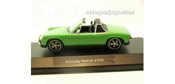 PORSCHE 914-6 1970 (Vitrina) 1/43 HIGH SPEED COCHE ESCALA