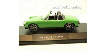 PORSCHE 914-6 1970 - 1/43 HIGH SPEED COCHE ESCALA