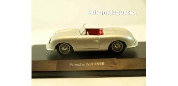 Porsche nº 1 1948 (vitrina)1/43 HIGH SPEED COCHE ESCALA