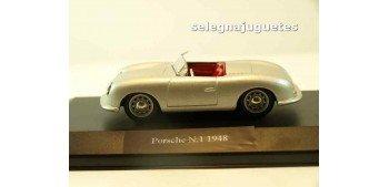 Porsche nº 1 1948 (vitrina)1/43 HIGH SPEED COCHE ESCALA High Speed