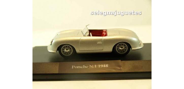 coche miniatura Porsche nº 1 1948 (vitrina)1/43 HIGH SPEED