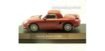 Porsche Boxter S 2002 (vitrina) 1/43 HIGH SPEED