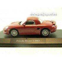 <p>FABRICANTE - MANUFACTURER - FABRICANT: <strong>DEA - HIGH SPEED</strong></p> <p>ESCALA - SCALE - ECHELLE - MABSTAB: <strong>1/43 - 1:43</strong></p> <p>MODELO - MODEL - MODÈLE: <strong>Porsche Boxter S 2002(vitrina)</strong></p>
