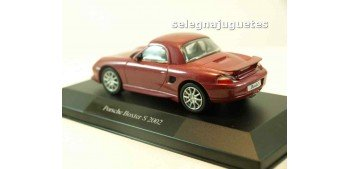 Porsche Boxter S 2002 (vitrina) 1/43 HIGH SPEED