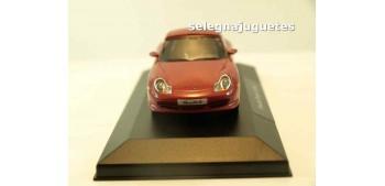 coche miniatura Porsche Boxter S 2002 (vitrina) 1/43 HIGH SPEED