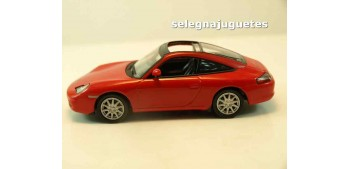 Porsche 911 Targa 2002 1/43 HIGH SPEED COCHE ESCALA