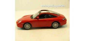 Porsche 911 Targa 2002 1/43 HIGH SPEED COCHE ESCALA