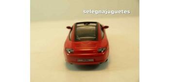 coche miniatura Porsche 911 Targa 2002 escala 1/43 High Speed