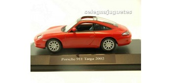 Porsche 911 Targa 2002 (vitrina) 1/43 HIGH SPEED COCHE ESCALA