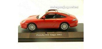 Porsche 911 Targa 2002 (vitrina) 1/43 HIGH SPEED COCHE ESCALA
