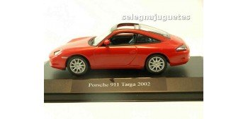Porsche 911 Targa 2002 (vitrina) 1/43 HIGH SPEED COCHE ESCALA High Speed