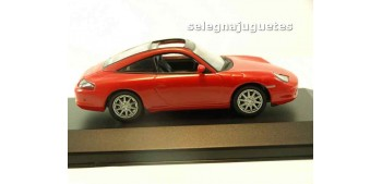 Porsche 911 Targa 2002 (vitrina) escala 1/43 High Speed