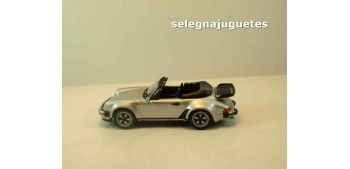 Porsche 911 turbo cabrio 1986 escala 1/43 High Speed coche miniatura metal