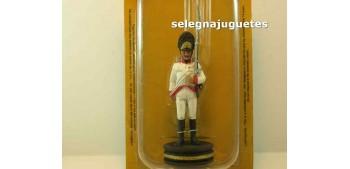 soldado plomo Granadero del regimiento del Emperador con pena