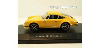Porsche 911 S Coupe 2.4 1971 (vitrina) scale 1/43 HIGH SPEED COCHE ESCALA