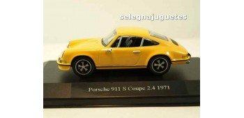 Porsche 911 S Coupe 2.4 1971 (vitrina) 1/43 HIGH SPEED COCHE ESCALA