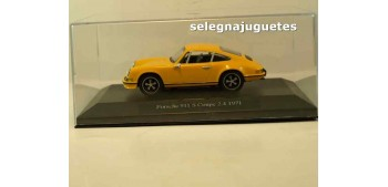 Porsche 911 S Coupe 2.4 1971 (vitrina) 1/43 HIGH SPEED COCHE