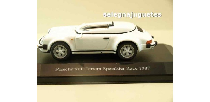 Porsche 911 carrera speedster (vitrina) 1987 race - 1/43 HIGH SPEED High Speed