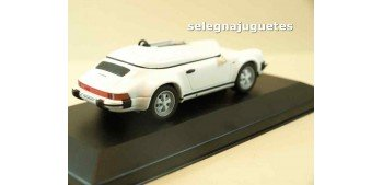 Porsche 911 carrera speedster (vitrina) 1987 race - 1/43 HIGH