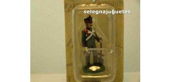 Soldado Segundo Regimiento en batalla Miniatura escala 54 mm