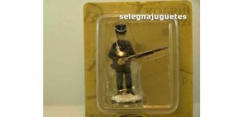 Cazadores en uniforme de invierno Miniatura escala 54 mm