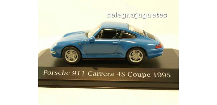 PORSCHE 911 CARRERA 4S COUPE 1995 (vitrina) 1/43 HIGH SPEED