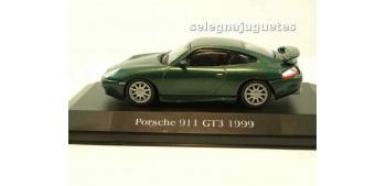 Porsche 911 GT3 1999 (vitrina) 1:43 HIGH SPEED COCHE ESCALA