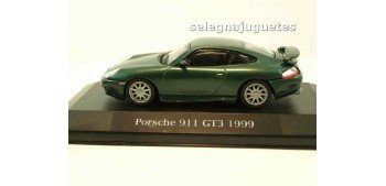 Porsche 911 GT3 1999 (vitrina) 1/43 HIGH SPEED COCHE ESCALA