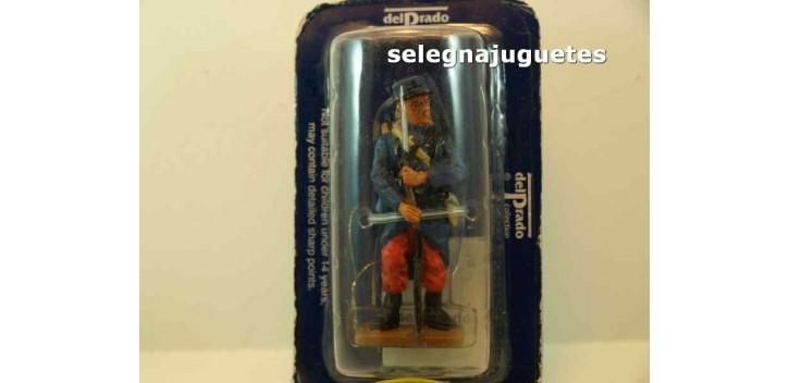 soldado plomo Legionario Francés Legión Extranjera 1814 escala