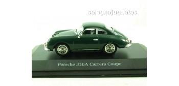 coche miniatura Porsche 356A carrera coupe (vitrina) 1/43 HIGH