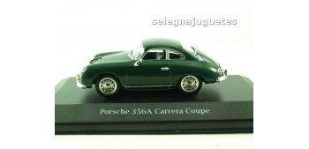 Porsche 356A carrera coupe (vitrina) 1/43 HIGH SPEED COCHE ESCALA
