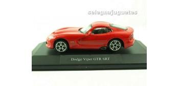 miniature car Dodge Viper Gts Srt (showcase) scale 1/43 Burago