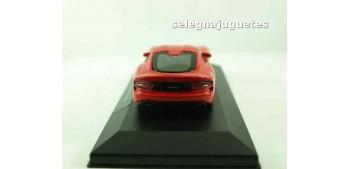 Dodge Viper Gts Srt escala (vitrina) 1/43 Burago Coche metal miniatura sin caja
