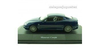 miniature car Maserati Coupe (showcase) scale 1:43