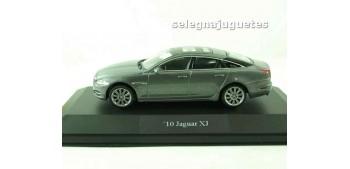 Jaguar XJ 10 (vitrina) escala 1/43 Welly Coche metal miniatura