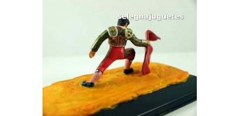 soldado plomo Doblon - Diorama - Torero - escala 1/32 Front