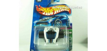 Fatbax Jacknabbit Special escala 1/64 Hot wheels coche miniatura escala
